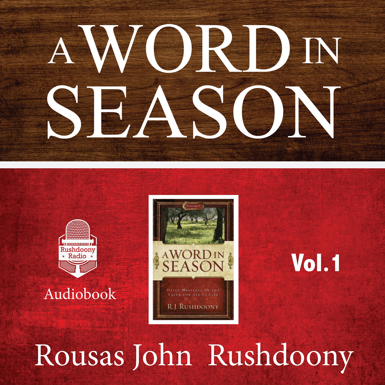A Word In Season: Volume 1
